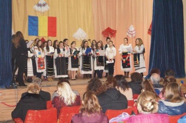 Ziua Naţională sărbătorită la Colegiul Tehnic ,,Iuliu Maniu,,