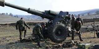 Artileria – componentă de bază a Armatei moderne a României