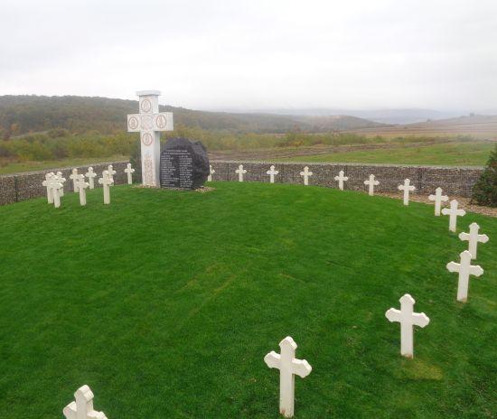 Dezvelire monument închinat eroilor din octombrie 1944
