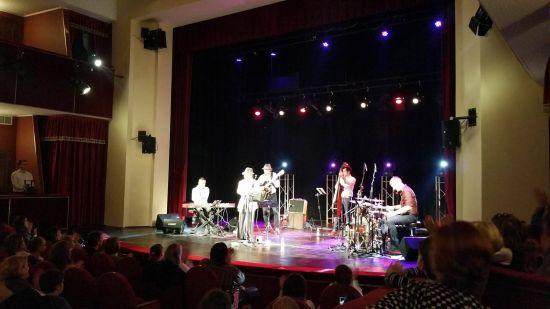 Jazz cu Luiza Zan la Carei