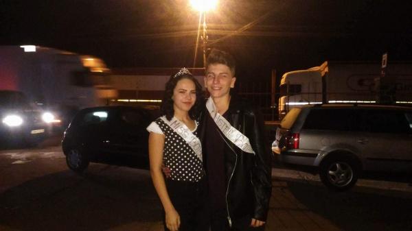 Vanessa și Mircea sunt Miss și Mister Boboc  CT ,,Iuliu Maniu,, 2016