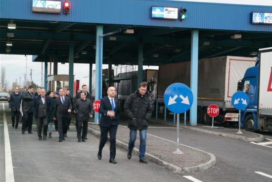 Redeschiderea vămii Tarna Mare și repunerea în circulație a trenurilor spre Ucraina