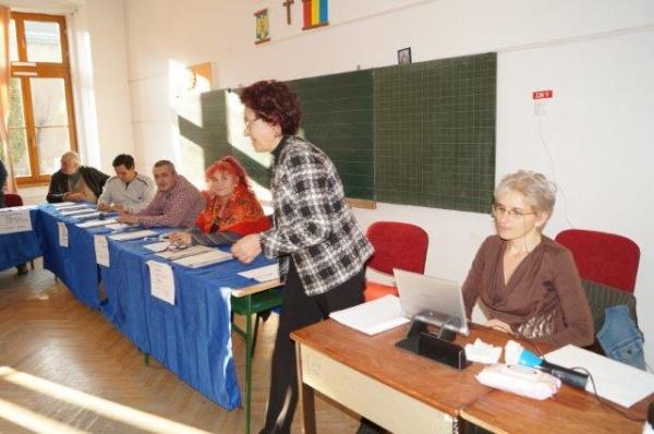 Carei – Alegeri Parlamentare 2016. Sub 12% prezenţă la vot la ora 12,00