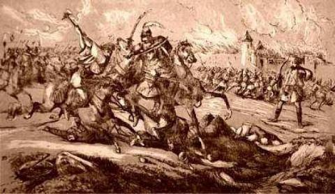 549 de ani de la victoria lui Ștefan cel Mare împotriva lui Matei Corvin la Baia