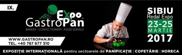 Cei mai talentaţi brutari, cofetari și bucătari autohtoni se  întâlnesc la GastroPan