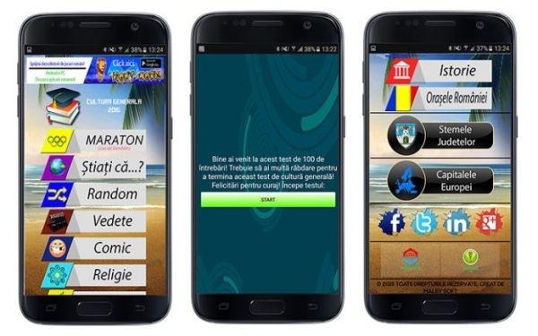 Promovează istoria, geografia și patriotismul printr-o aplicație Android