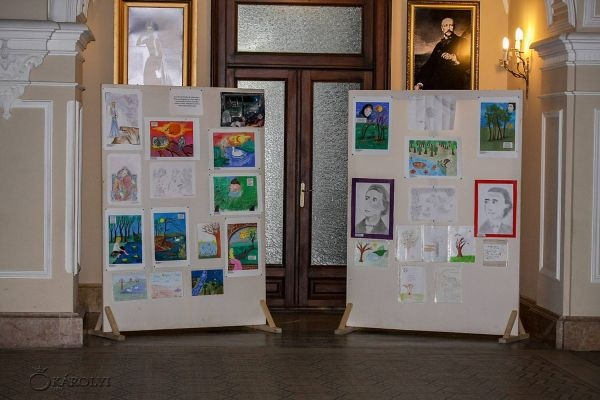 Concurs de desene și grafică