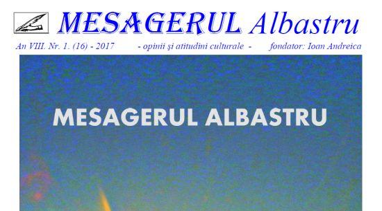 Mesagerul Albastru, la primul număr din acest an