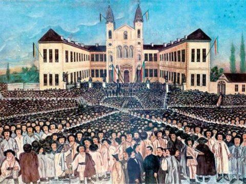 15 mai 1848. Marea Adunare a românilor de pe Câmpia Libertății de la Blaj