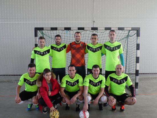 Câştigătorii grupelor la Cupa Futsal Carei