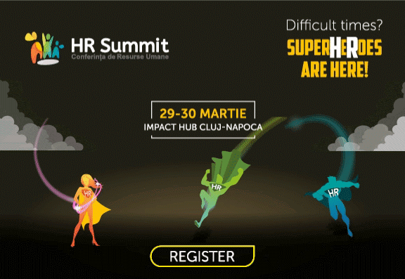 În atenţia specialiștilor de resurse umane: HR Summit Cluj-Napoca