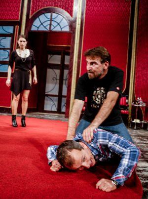 Programul spectacolelor Teatrului de Nord în ianuarie 2018. Supratitrare în limba maghiară