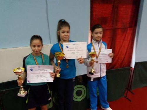 Rezultate la competiţia de tenis de masă  Memorialul  ,,Vasile Macari,,