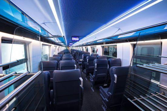 Primul tren de lux pe ruta Oradea-Baia Mare