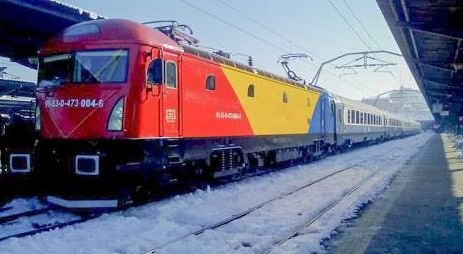 Trenul Unirii pleacă din Bucureşti spre Iaşi