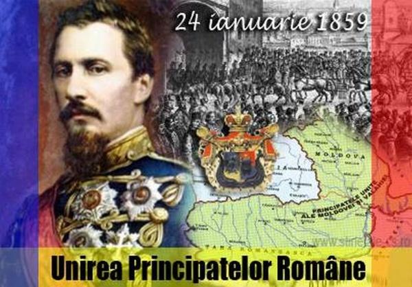 Unirea Principatelor Române marcată la Carei