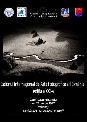 Salon Internaţional de Artă Fotografică la Carei