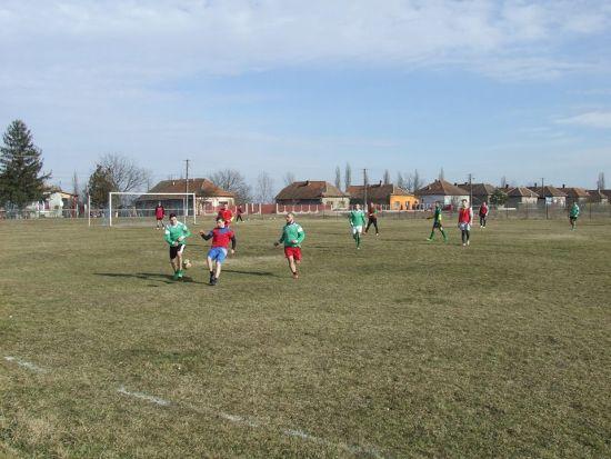 Ciumeştiul a dovedit Tireamul la fotbal