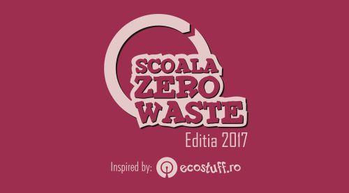 """Câștigă o tablă interactivă pentru școala ta! Au început înscrierile pentru Concursul Național """"Școala Zero Waste"""""""