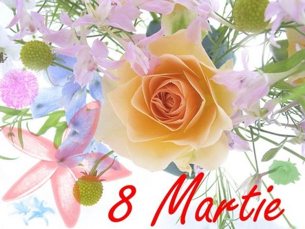 8 Martie – Ziua Femeii