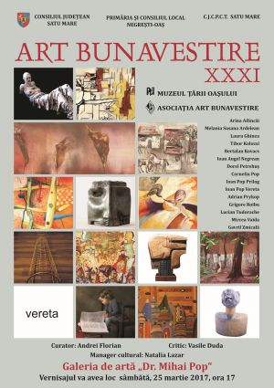 Invitaţie la Art Bunavestire XXXI