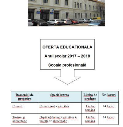 Din toamnă vom avea clase de meserii şi în limba română