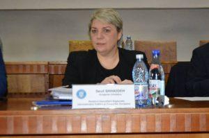 Vicepremierul Sevil Shhaideh la Satu Mare despre Reforma în domeniul administrației publice