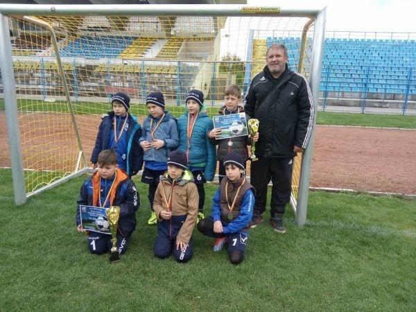 Careiul găzduieşte Trofeul Gheorghe Ola la fotbal juniori