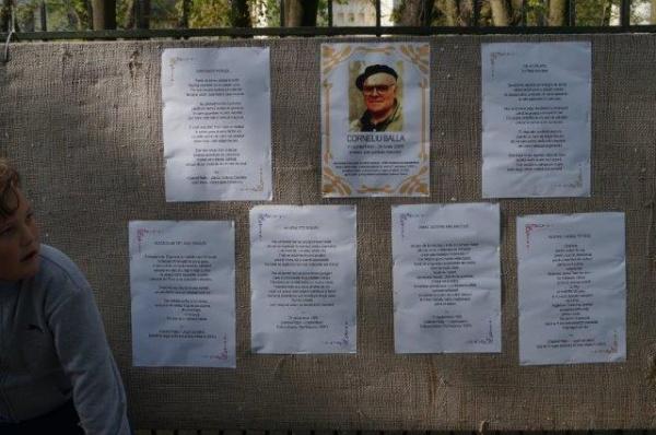 Corneliu Balla  şi al său poem inedit dedicat lui Avram Iancu