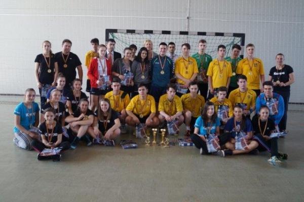 CSS 2 Baia Mare cucereşte ambele trofee puse în joc la Memorialul Mircea Dohan Carei 2017
