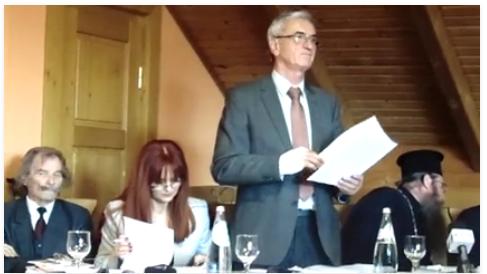 Adunarea reprezentanţilor comunităţilor româneşti din judeţele Covasna, Harghita şi Mureş de la Odorheiu-Secuiesc