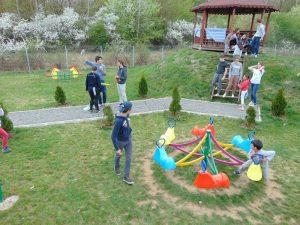 Acţiuni creştineşti în Postul Mare. Tabără pentru copii din mediile sărace la Baba-Novac