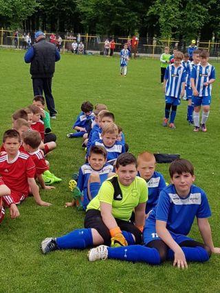 Micii fotbalişti din Carei la Kisvarda- Ungaria