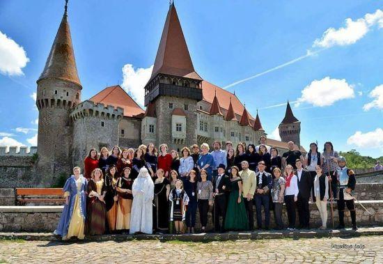 Castelul careian la Târgului European al Castelelor