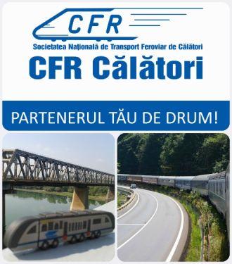 Programul CFR cu prilejul minivacanţei de 1 iunie şi Rusalii