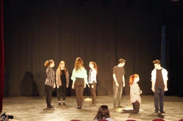 A început Festivalul interjudeţean de teatru pentru elevi Ioan Cîcu Carei 2017