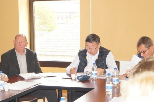 Reacţia primarului faţă de intervenţia preşedintei Comisiei Juridice