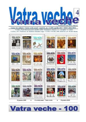 VATRA VECHE 100