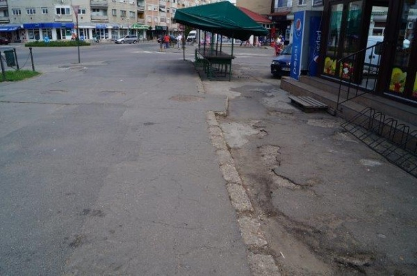 Carei 2017. Strada Mihai Viteazu…DN19