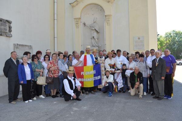 Delegaţie sătmăreană ,,Pe urmele memorandiştilor,,  la Viena