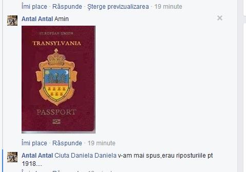Cine promovează steagul de unde lipsesc românii