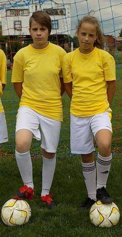 2 din fetele pregătite de Nicuşor Jurj convocate la lotul naţional de fotbal feminin U-15