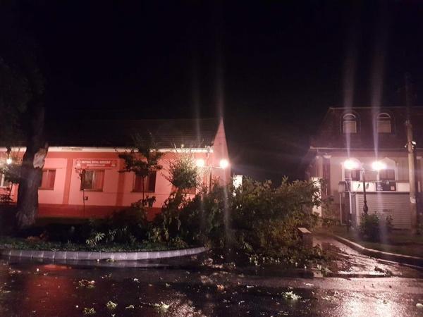 Furtună moderată în Carei. Victime în Bihor