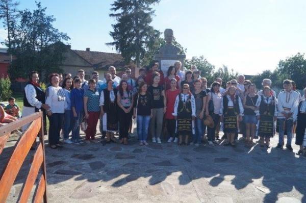 Profesorii de la Şcoala de Vară Satu Mare în vizită la Marna Nouă şi Carei