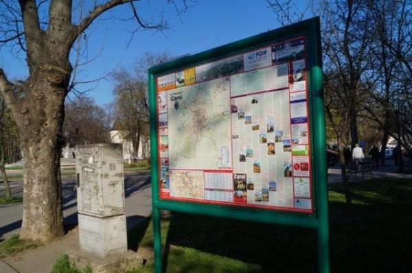 Istorie falsificată în centrul Careiului. Prefectura intervine