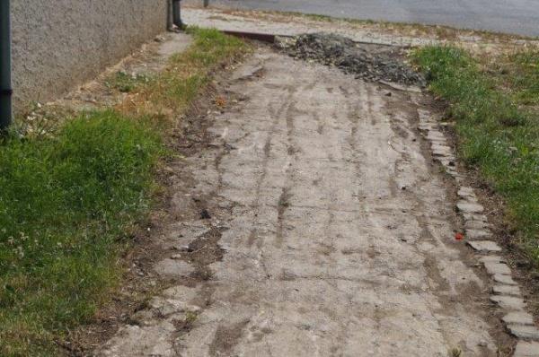 Strada Albinelor din Carei şi lucrările de la….Marea Asfaltare de milioane de euro