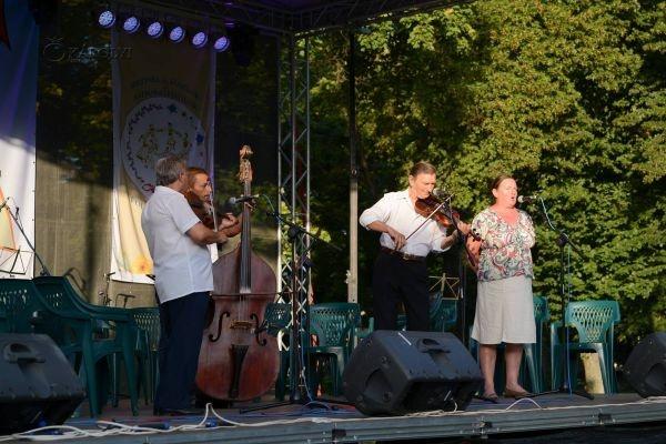 Prima seară a Festivalului de Folclor al Naţionalităţilor