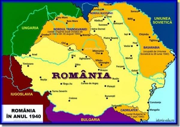 30 AUGUST 1940-  77 de ani de la odiosul Dictat de la Viena. Românii majoritari din Transilvania sub dictatura hortystă