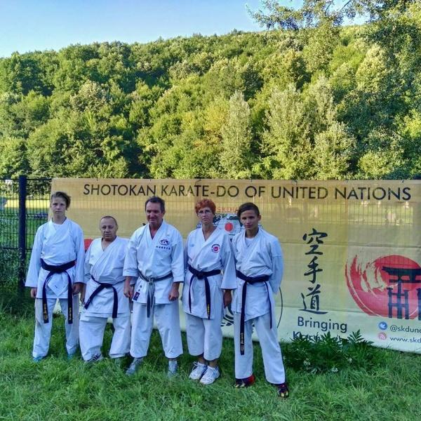 Reuşite pentru karateka din Carei la Valea Pinului