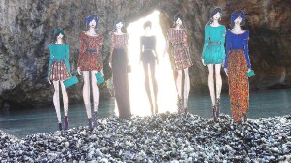 Seară de modă italiană la Satu-Mare